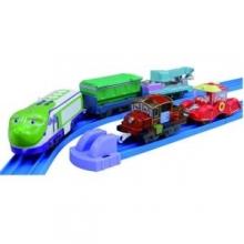 Đồ chơi tàu hỏa Koko and Hodge Box car Set