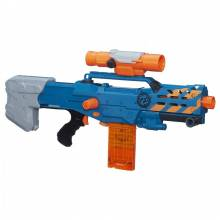 Súng Nerf Zombie Strike ZED Squad Long Shot CS12