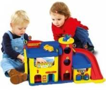 Nhà để xe 3 tầng Viking toys