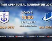 Đội bóng đá Trường giành thắng lợi 4-0 trước ĐH Mở giải Bóng đá RMIT Futsal Open Tournament 2017