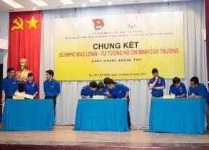 Sôi nổi vòng Chung kết Hội thi Olympic các môn khoa học Mác_Lênin và Tư tưởng Hồ Chí Minh năm 2015