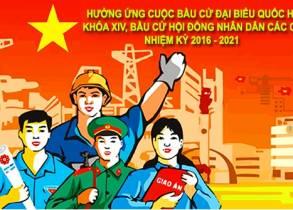 Tuyên truyền kết quả cuộc bầu cử Đại biểu QH khóa XIV và đại biểu HĐND các cấp nhiệm kỳ 2016_2021