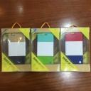 Bao da COOYA 3 màu iPhone 6