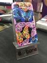 Ốp Silicon hoa bướm IP4