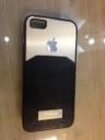 Ốp lưng da logo inox iPhone 4