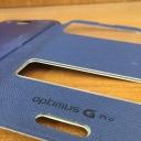Bao da Lots Double View LG Optimus G Pro