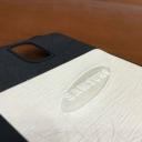 Ốp lưng da nổi Samsung Galaxy Note 3
