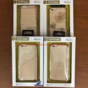 Ốp lưng thời trang hoa văn đính đá X-Fitted iPhone 6