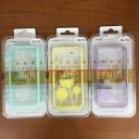 Ốp lưng Silicon hoa văn Thin Color iPhone 5/ 5s