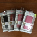 Bao da HOCO Crystal Series iPhone 5/ 5s Chính hãng
