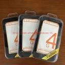 Ốp viền nhôm đính đá 3 hàng iPhone 4/ 4s