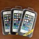 Ốp viền nhôm đính đá 3 hàng iPhone 5/ 5s