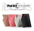 Bao da iBacks iPad Air 2 Chính Hãng