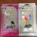 Ốp lưng dẻo Kutis hoa văn iPhone 5/6/ 6Plus