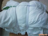 giẻ lau cotton trắng - to