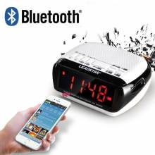 Loa Bluetooth MX18 USB Port/FM Radio/Alarm clock