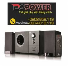 Loa iSound SP255 2.1 (USB, Thẻ SD, FM)