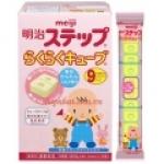 Sữa Meiji 9 hộp giấy (viên cô đặc)