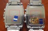 Những mẹo phân biệt đồng hồ Casio thật giả