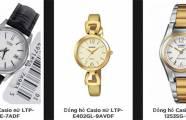 Con gái nên đeo đồng hồ của hãng nào thì đẹp?