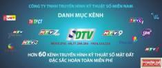 hướng dẩn cách lắp đặt truyền hình kts dvb t2 thu sóng tốt nhất