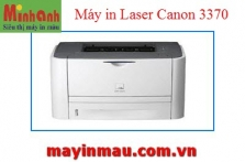 Máy in Laser đen trắng Canon 3370 (In A4, đảo giấy, in mạng)