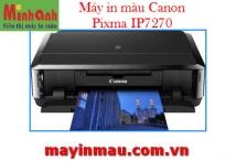 Máy in phun màu Canon Pixma IP 7270 - Khổ A4 (In Wifi)