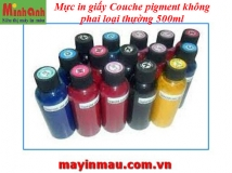 Mực in giấy Couché Pigment 500ml
