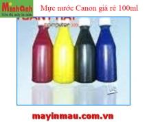 Mực nước Canon giá rẻ 100ml