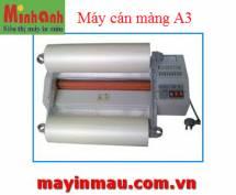 Máy cán màng nhiệt BOPP khổ A3, A4 loại thường