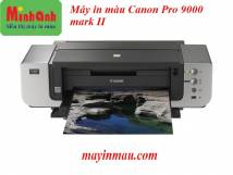 Máy in màu Canon Pro 9000 mark II