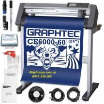 Máy cắt chữ decan Graphtec CE 6000- 60S - chân ngắn