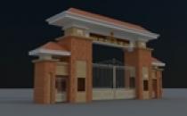 Thiết kế Cổng 93