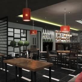 Tư vấn Thiết kế nội thất quán cafe SINH COFFE - Bắc Giang.