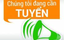Tuyển dụng (hot)
