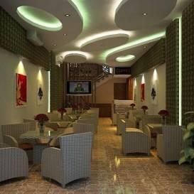 Thiết kế quán Cafe – Karaoke chất lượng – giá rẻ