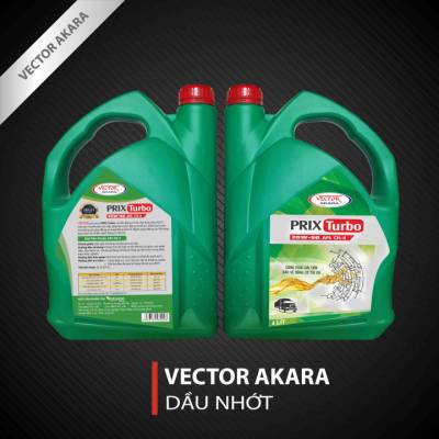 VECTOR AKARA PRIX TURBO 20W-50