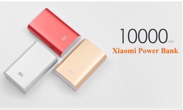Pin sạc dự phòng Xiaomi 10000 mah
