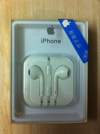 Tai nghe IPhone 6 có micro