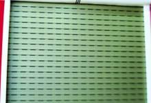 Cửa cuốn khe thoáng công nghệ Đức tại TP.HCM