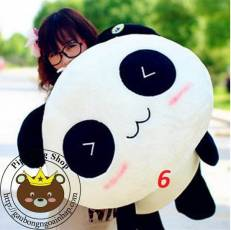 Panda nằm siêu bự (60cm, 80cm, 1m, 1m2)