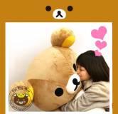 Gấu bông Rilakkuma đứng (60cm, 80cm, 1m, 1m2)
