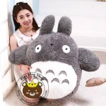 Totoro 3D lông tơ mịn (nhìu size)