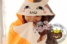 Áo choàng Mèo Nhật