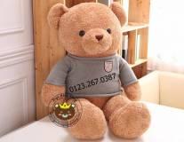 Teddy Baby LIMIT EDITION (80cm, 1m2, 1m4, 1m6)