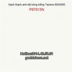 TAICERA 80X80 TRẮNG KEM
