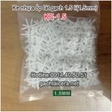 Ke nhựa 1.5 mm ốp lát gạch-KE-1.5