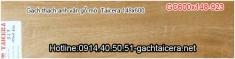 Gạch thạch anh vân gỗ Taicera GC600x148-923