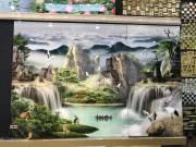 Gạch Tranh Sơn Thủy - KH 3110