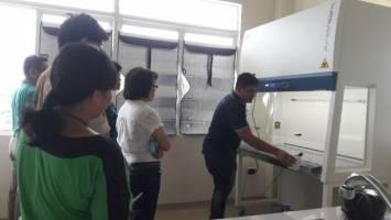 Sửa chữa tủ an toàn sinh học